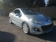 Used Peugeot 207 CC 1.6T Sport 2 for sale in Bellville, Western Cape