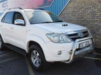 Used Toyota Fortuner 3.0D-4D 4x4 for sale in Bellville, Western Cape