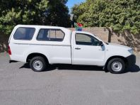 Used Toyota Hilux 2.0 chassis cab for sale in Bellville, Western Cape