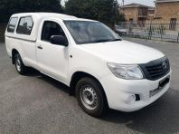 Used Toyota Hilux 2.5D-4D for sale in Bellville, Western Cape