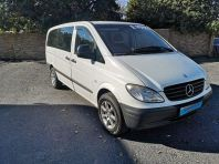 Used Mercedes-Benz Vito 115 CDI 2.2 crew cab for sale in Bellville, Western Cape