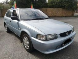 Used Toyota TAZZ for sale