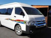 Used Toyota Quantum 2.5D-4D Sesfikile for sale in Bellville, Western Cape
