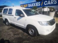 Used Toyota Hilux 2.5D-4D S for sale in Bellville, Western Cape