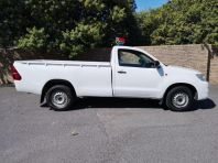 Used Toyota Hilux 2.0 VVTI for sale in Bellville, Western Cape
